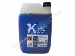 Standard (blåfärgad, etylen) Glykol 4 L